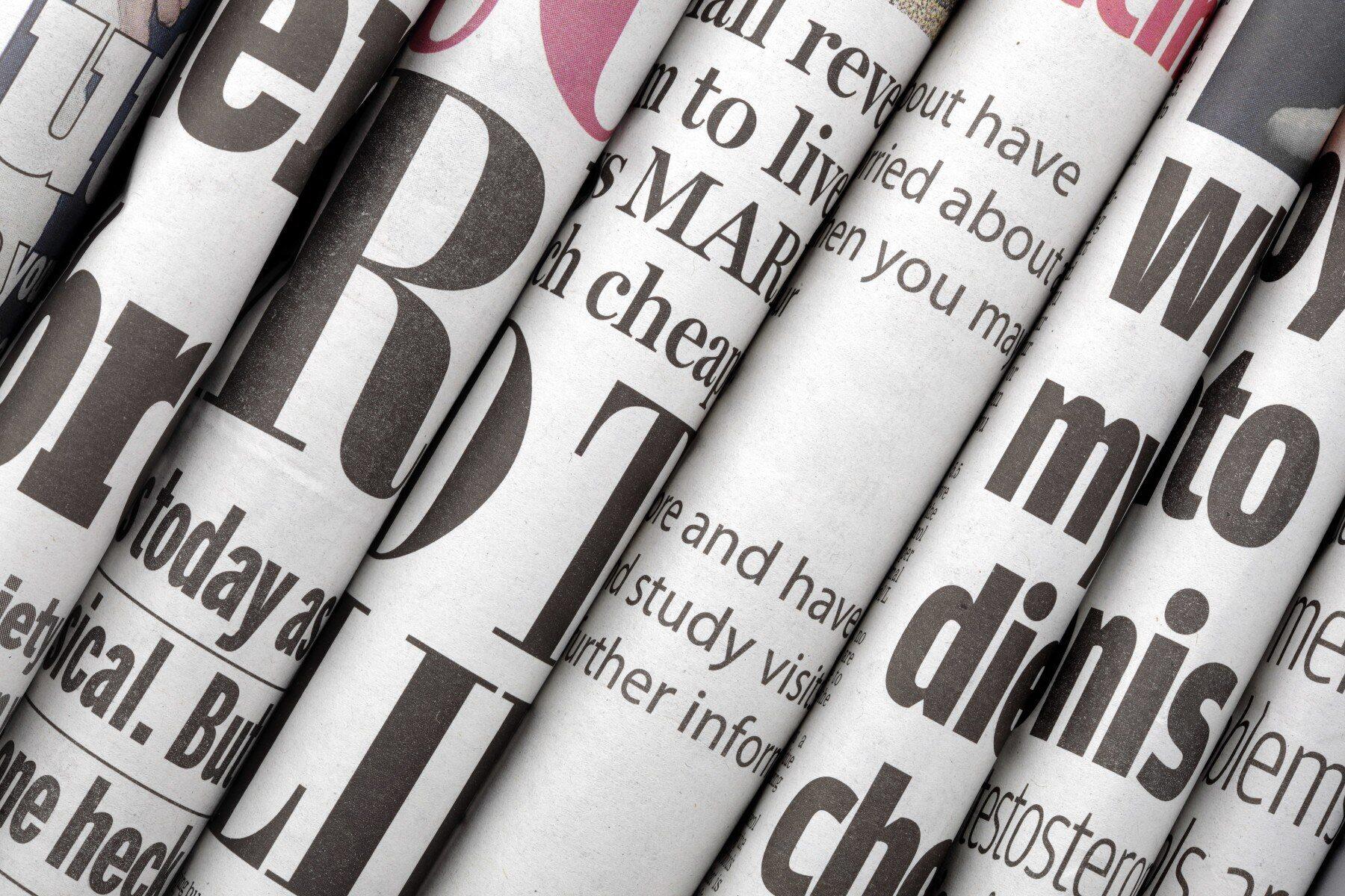 Rassegna Stampa ultimo trimestre 2020