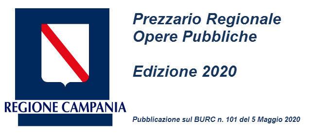 Nuovo Prezzario Regionale Opere Pubbliche