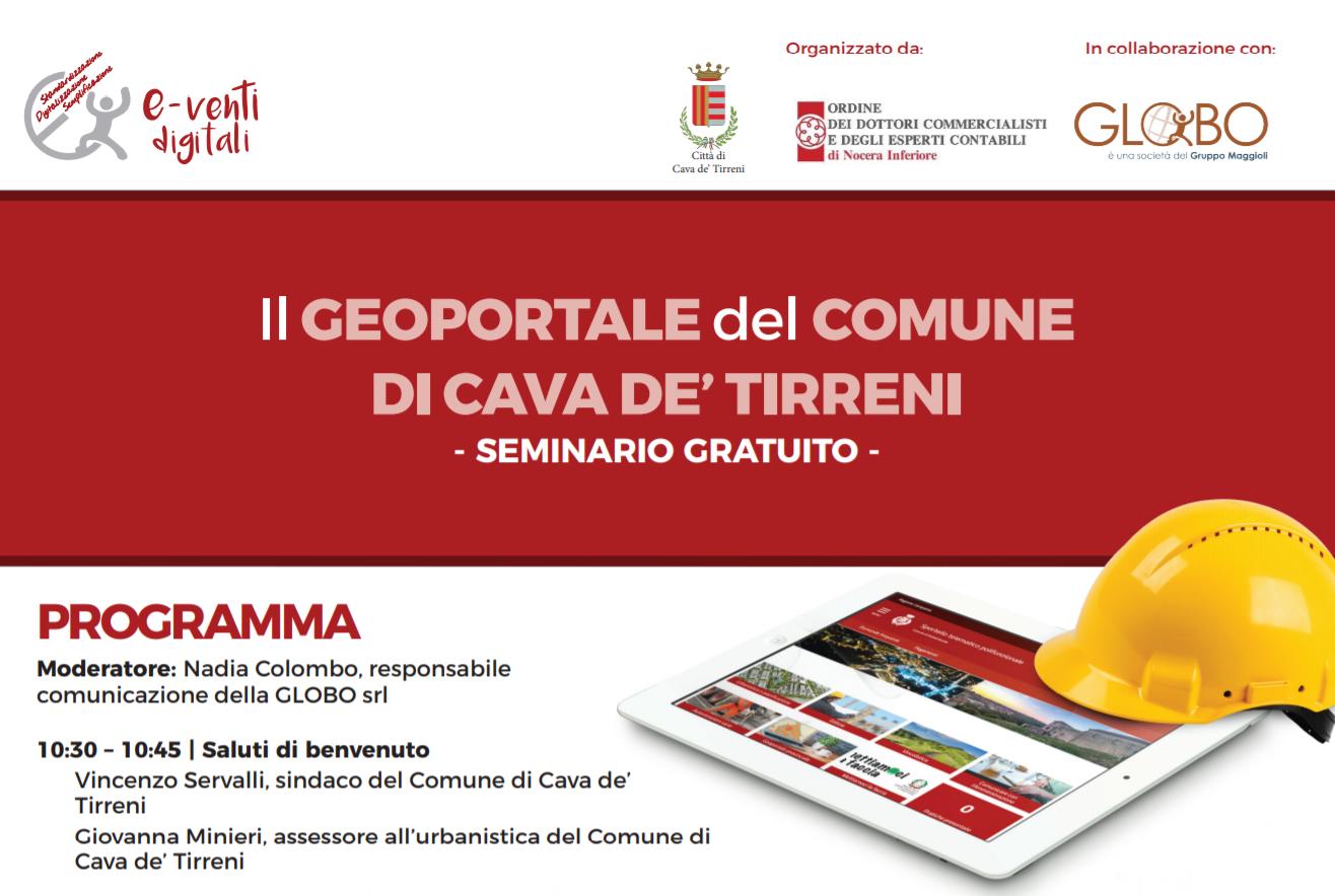 Evento online – Comune di Cava de' Tirreni