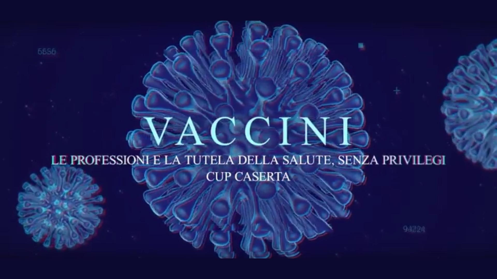 VACCINI – Le professioni e la tutela della salute, senza privilegi