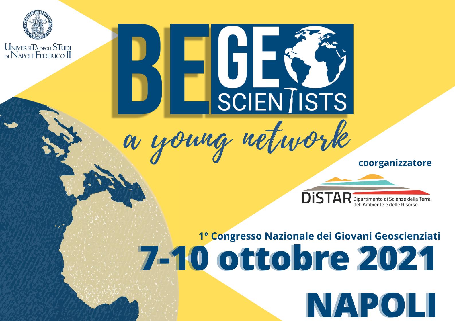 Congresso: BeGEO 2021, 7-10 ottobre 2021